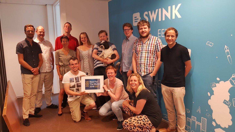 Team Swink B-corporatie