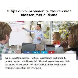 sprout 5tips samenwerken met autisten